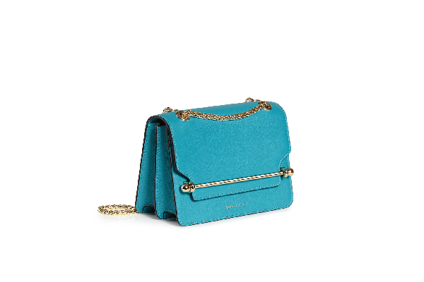 Ss20 East/west Mini In Turquoise