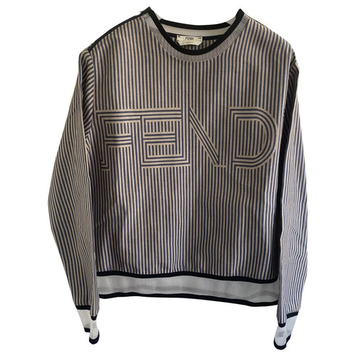 Fendi Cotton Knitwear