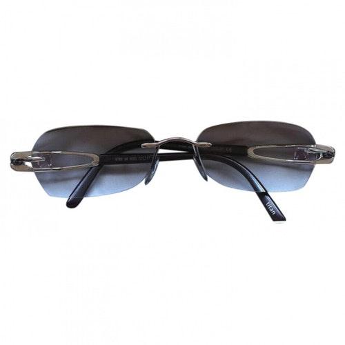 Silhouette Silver Sunglasses