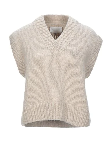 Maison Margiela Sweater In Beige