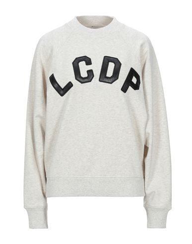 Les Coyotes De Paris Sweatshirt In Light Grey