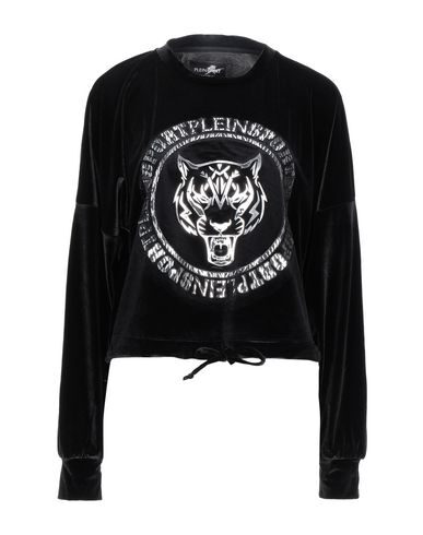 Plein Sport Sweatshirt In Black