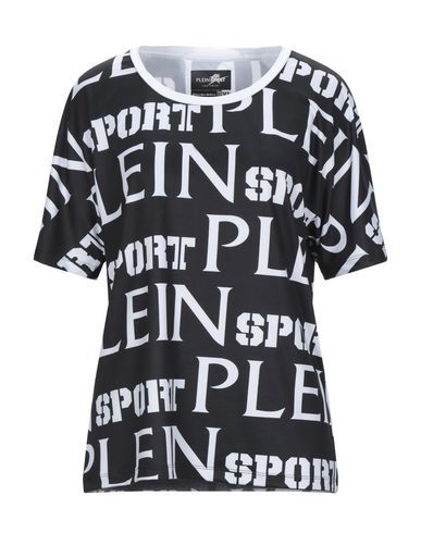 Plein Sport T-shirt In Black