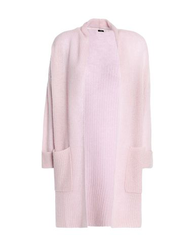 Line Cardigan In Pink