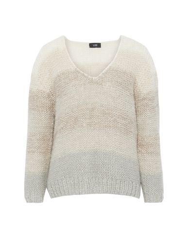 Line Sweater In Sand