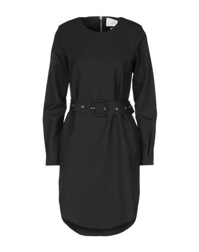 Les Coyotes De Paris Short Dress In Black