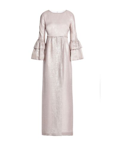 Merchant Archive Long Dress In Dove Grey