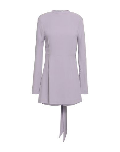 Les HÉroÏnes By Vanessa Cocchiaro Short Dress In Lilac
