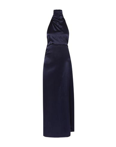 Sid Neigum Midi Dress In Dark Blue