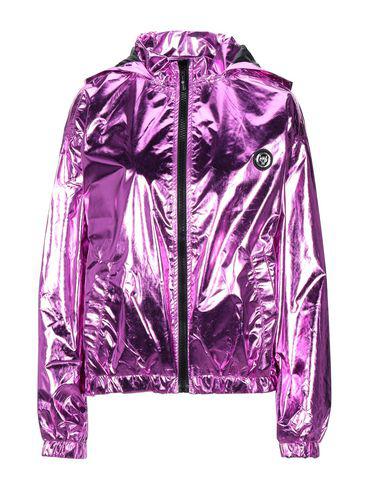 Plein Sport Jacket In Fuchsia