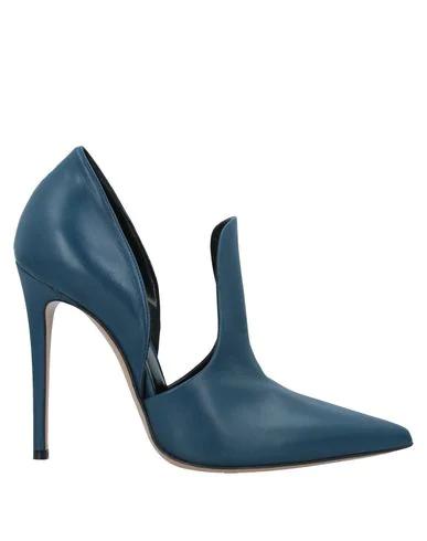 Deimille Pump In Blue