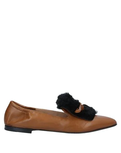 Pomme D'or Loafers In Brown