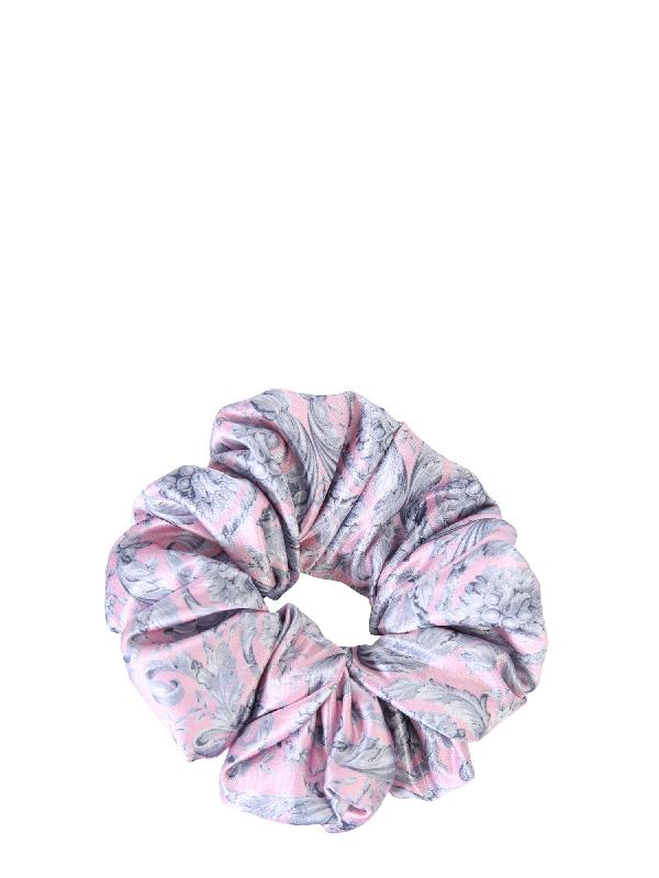 Versace Elastic For Hair In Pink