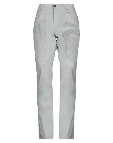 Jeckerson Casual Pants In Light Grey