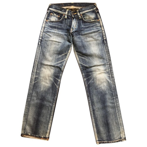 Edwin Blue Denim - Jeans Jeans