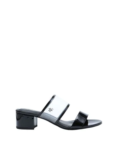 Lauren Ralph Lauren Sandals In Black