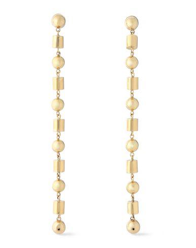 Ellery Earrings In Metallic