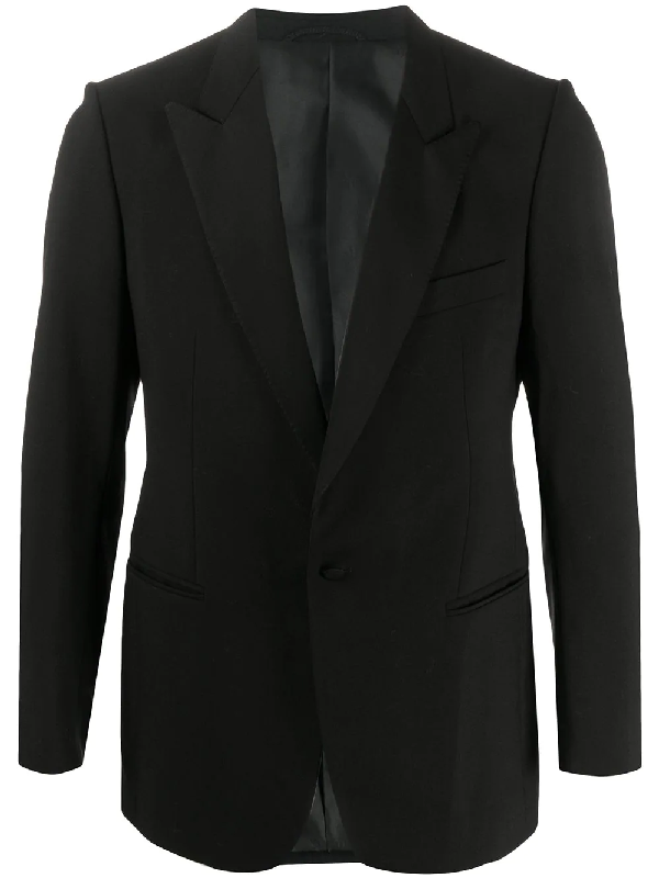 A.n.g.e.l.o. Vintage Cult 2000s Tailored Blazer In Black