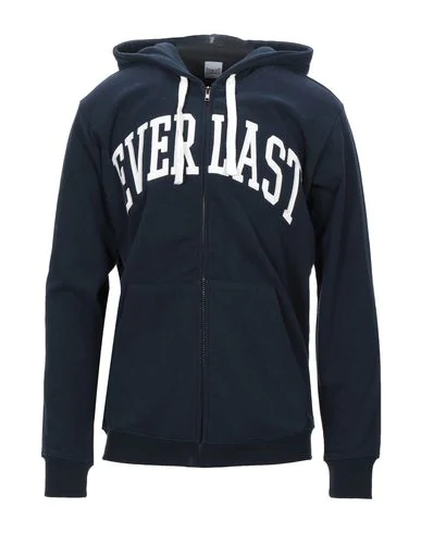Everlast Hooded Sweatshirt In Blue