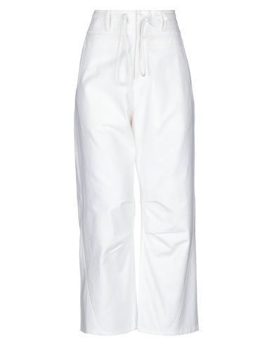 Tsumori Chisato Casual Pants In White