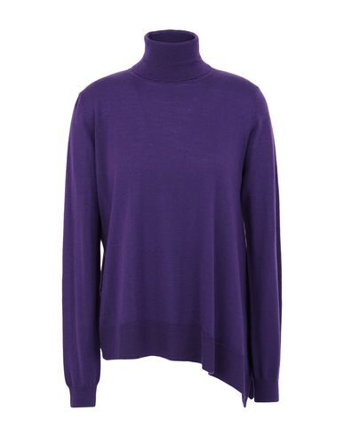Liu •jo Turtleneck In Purple