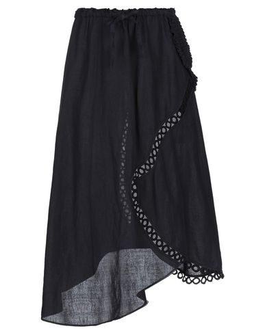 Tsumori Chisato Midi Skirts In Dark Blue