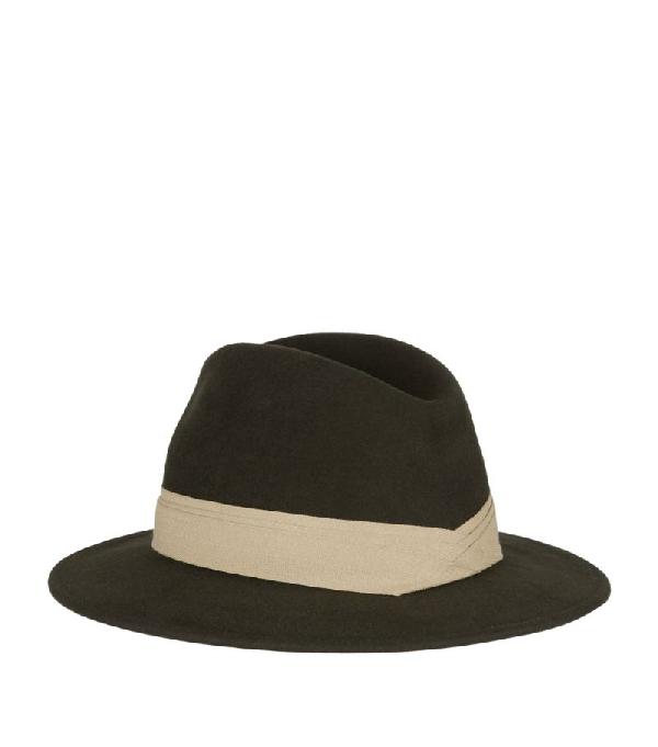 Purdey Wool Traveller Hat