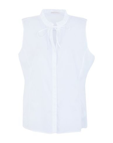 Robert Friedman Shirts & Blouses With Bow In White