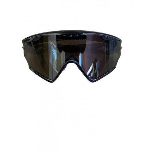A-cold-wall* Black Sunglasses