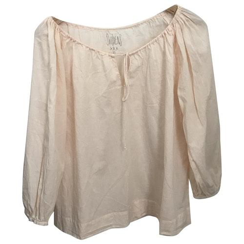 Swildens Pink Cotton  Top