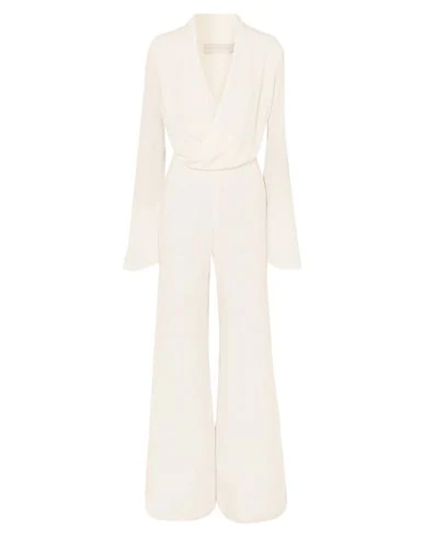 Les HÉroÏnes By Vanessa Cocchiaro Jumpsuit/one Piece In Ivory