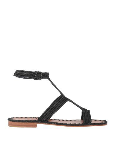Carrie Forbes Sandals In Black