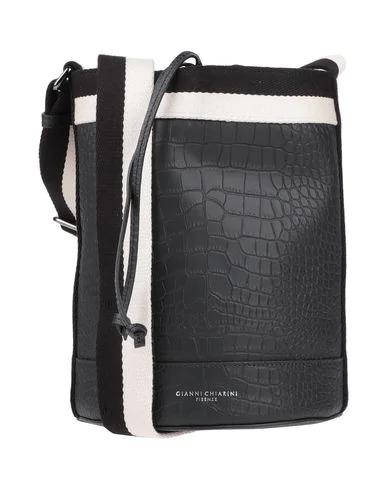 Gianni Chiarini Cross-body Bags In Black