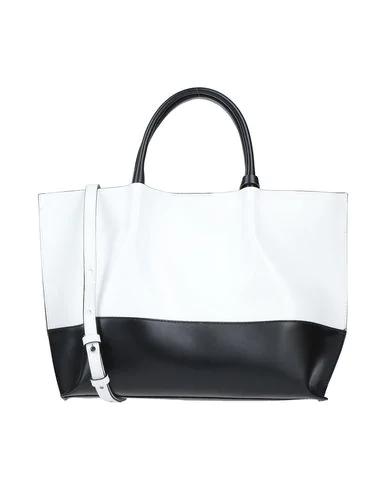Gianni Chiarini Handbag In White