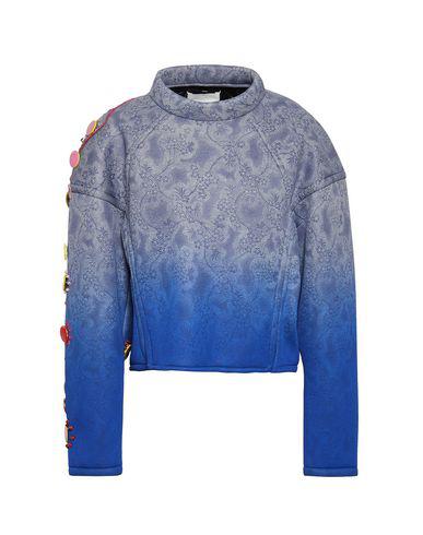 Maison Margiela Sweatshirt In Blue