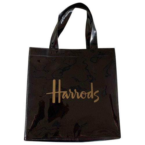 Harrods Black Handbag
