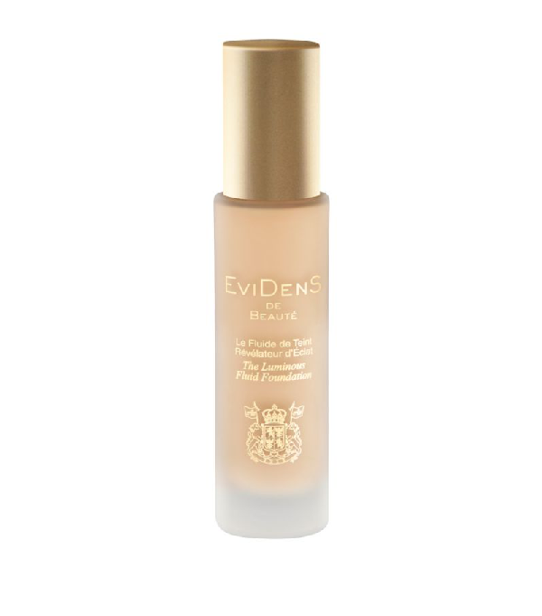 Evidens De BeautÉ The Luminous Fluid Foundation