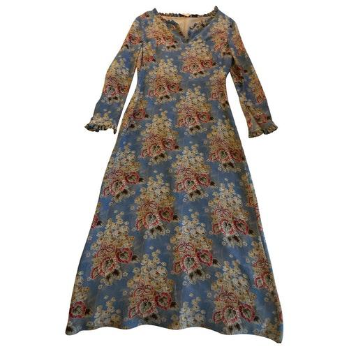 Vilshenko Multicolour Silk Dress