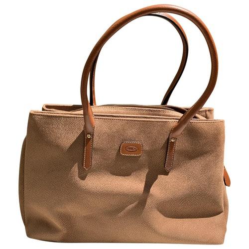 Bric's Camel Handbag