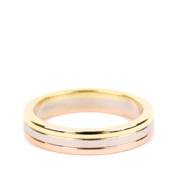 Cartier Trinity Wedding Band In Not Applicable