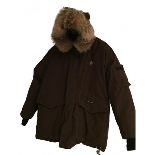 Canada Goose Brown Coat