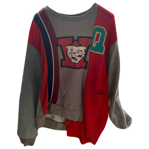 Facetasm Multicolour Cotton Knitwear & Sweatshirts