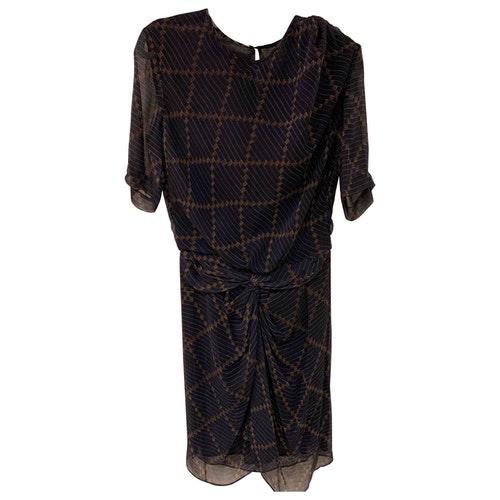 Isabel Marant Étoile Navy Dress