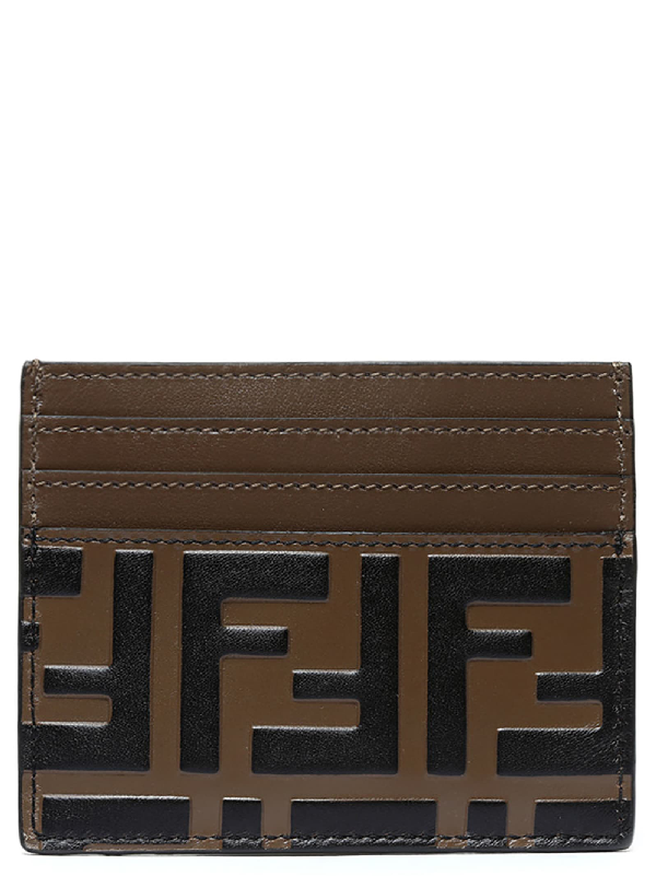 Fendi Cardholder In Multicolor