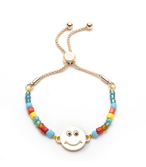 Dannijo Happy Bracelet In Multi