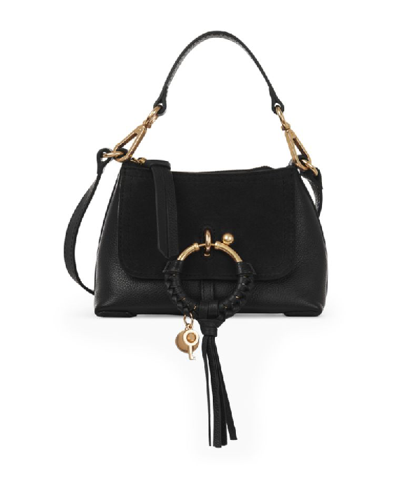 See By ChloÉ Mini Leather Joan Cross-body Bag
