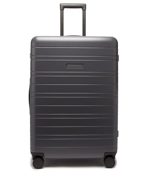 Horizn Studios H7 Hardshell Check-in Suitcase In Dark Grey