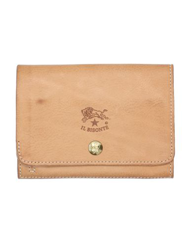 Il Bisonte Wallet In Tan