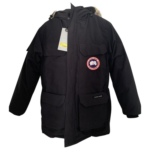 Canada Goose Expedition Navy Jacket