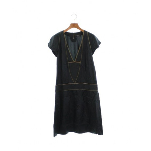 Isabel Marant Black Cotton Dress